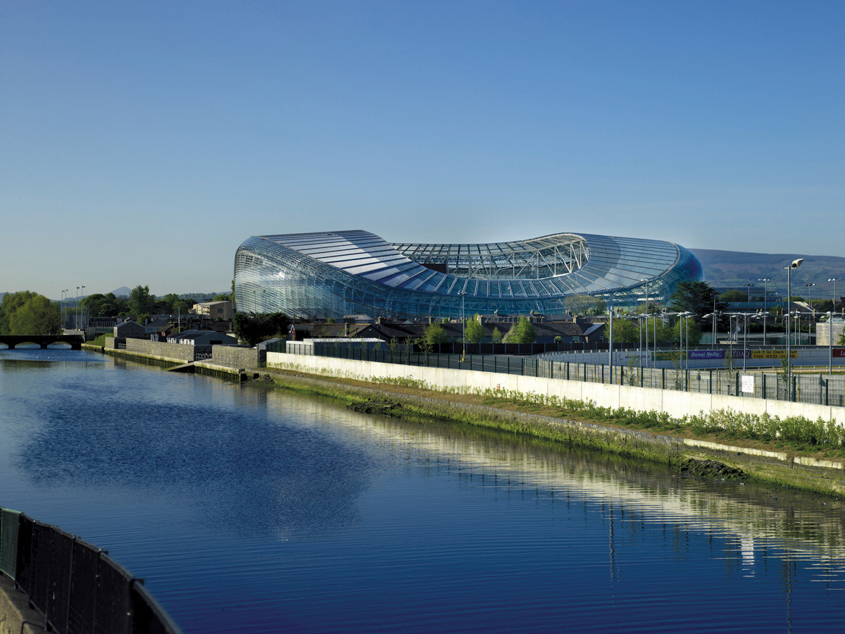 Gallery Of Aviva Stadium Opened Friday In Dublin 2