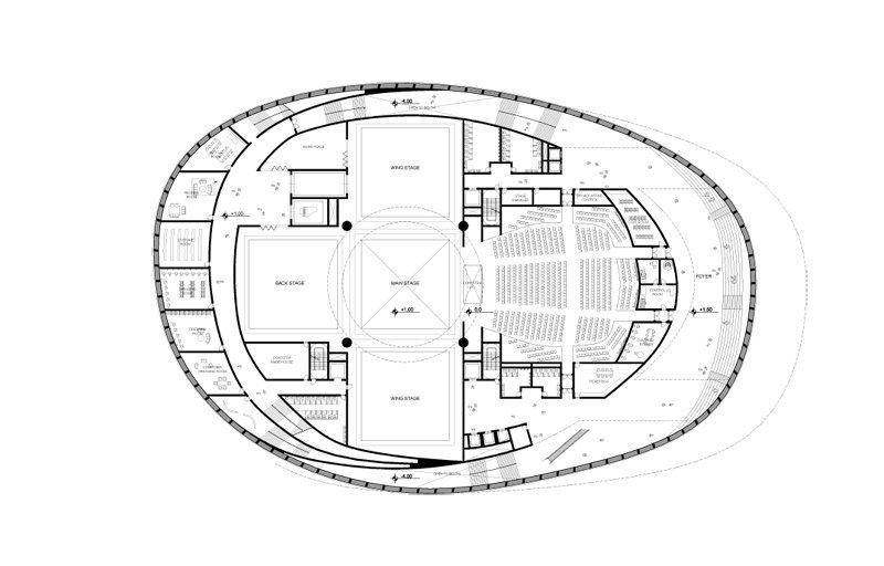 Gallery of Busan Opera House Proposal / PRAUD - 2