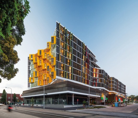 Viking by Crown; Australia / MHN Design Union. Image Courtesy of World Architecture Festival