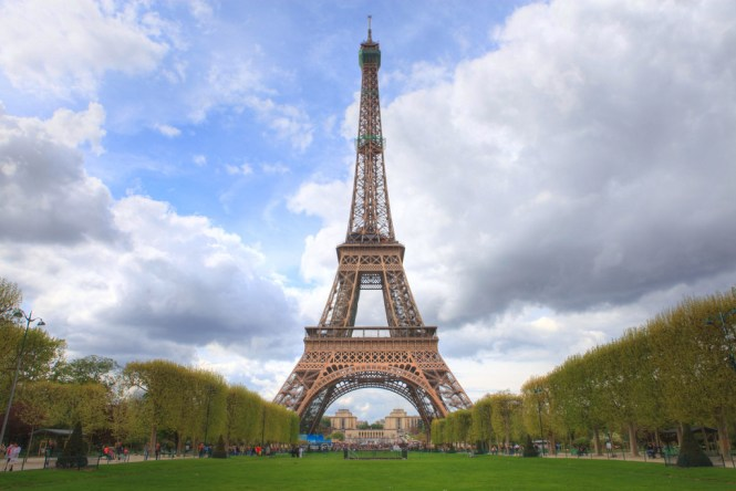 Gallery Of Do You Know About The Secret Apartment At Top Eiffel Tower 1