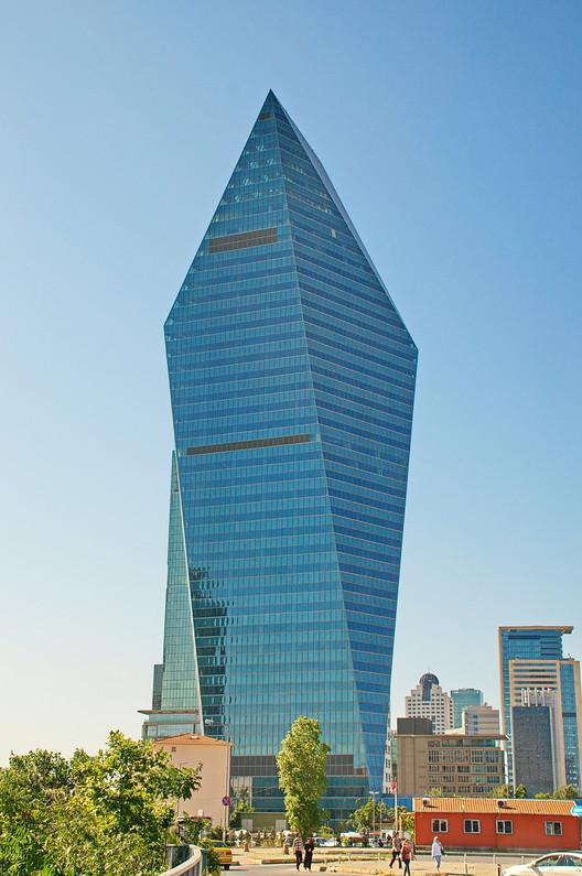 Soyak Kristal Kule; Istanbul, Turkey / Pei Cobb Freed & Partners, Has Mimarlik. Image © Igor Butyrskii