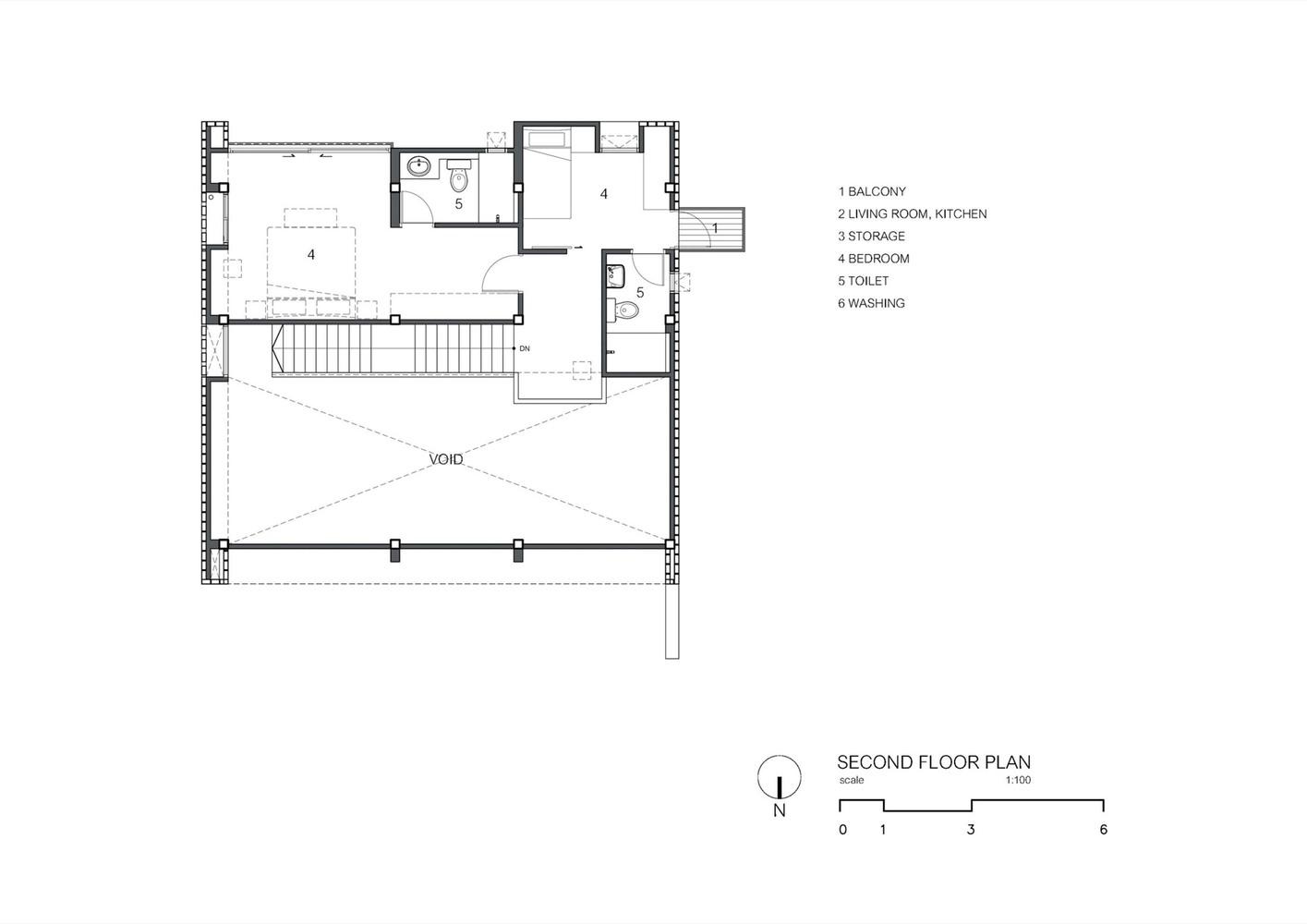 Floor Plan Scale 1 100