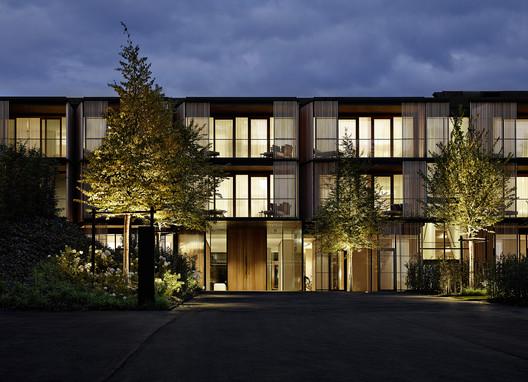 Winner in Hotel & Leisure Category. Lanserhof, Lake Tegern / Ingenhoven Architects in Germany. Image Courtesy of WAF.