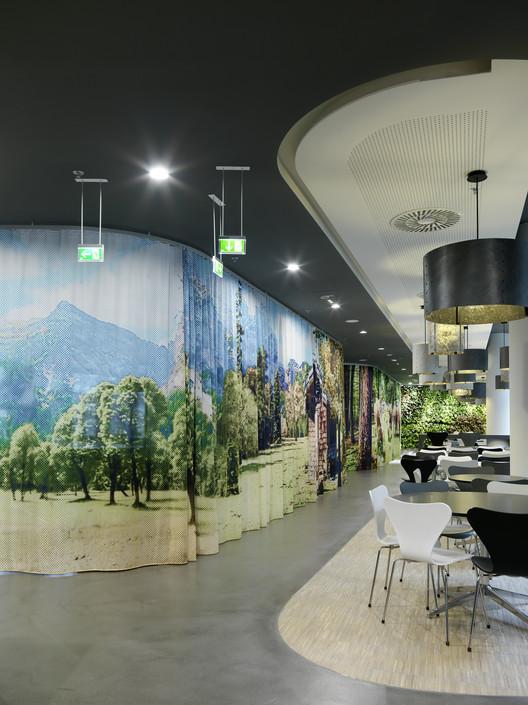 International Interior Design Award of the Year: HQ ÖBB / INNOCAD. Image © Paul Ott