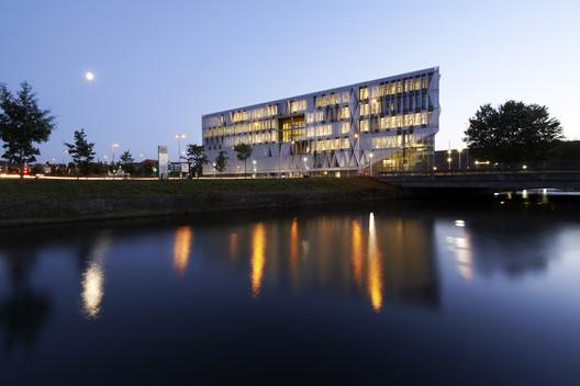 Best Sustainable Development of the Year: Campus Kolding, SDU, University of Southern Denmark / Hanning Larsen Architects. Image © Martin Schubert