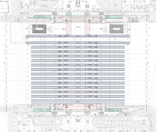 Platform Level Floor Plan
