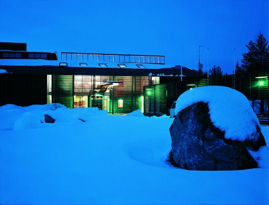 Sámi Lapp Museum, Inari, Lapland. 1998. Image © Rauno Träskelin