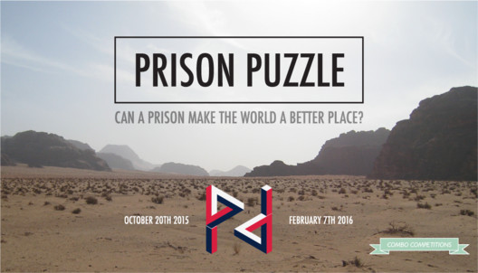 Prison Puzzle: can a prison make the world a better place? (Copyright Combo Competitions)