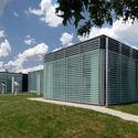 Galileo's Pavilion (Johnson County Community College Center for Sustainability), 2012. Image Courtesy of Studio 804