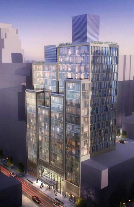 © Ismael Levya Architects via New York Yimby
