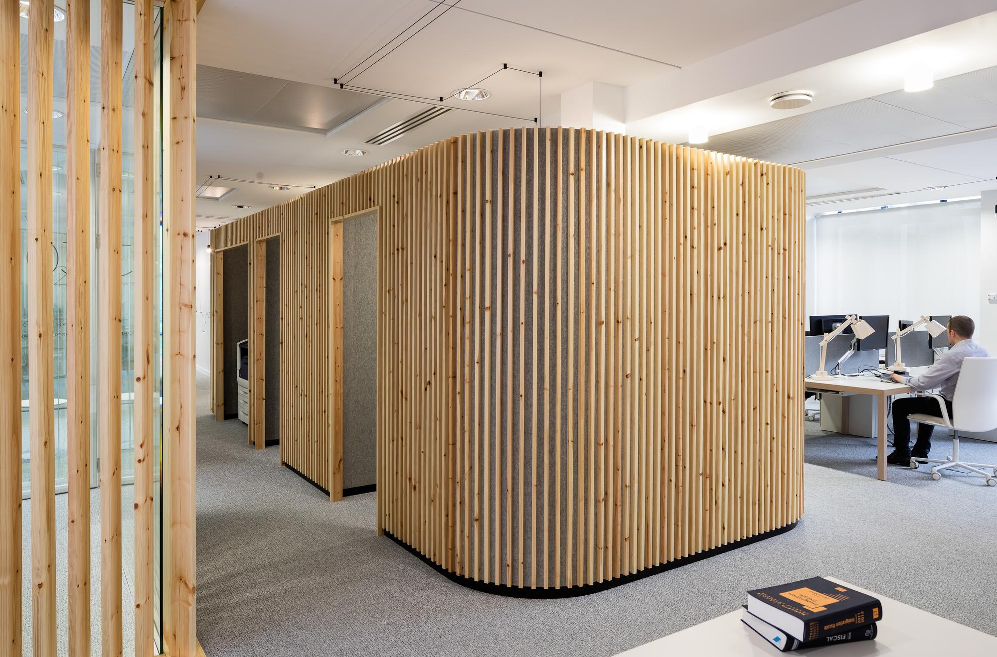 Gallery Of La Parisienne HQ Studio Razavi Architecture 5