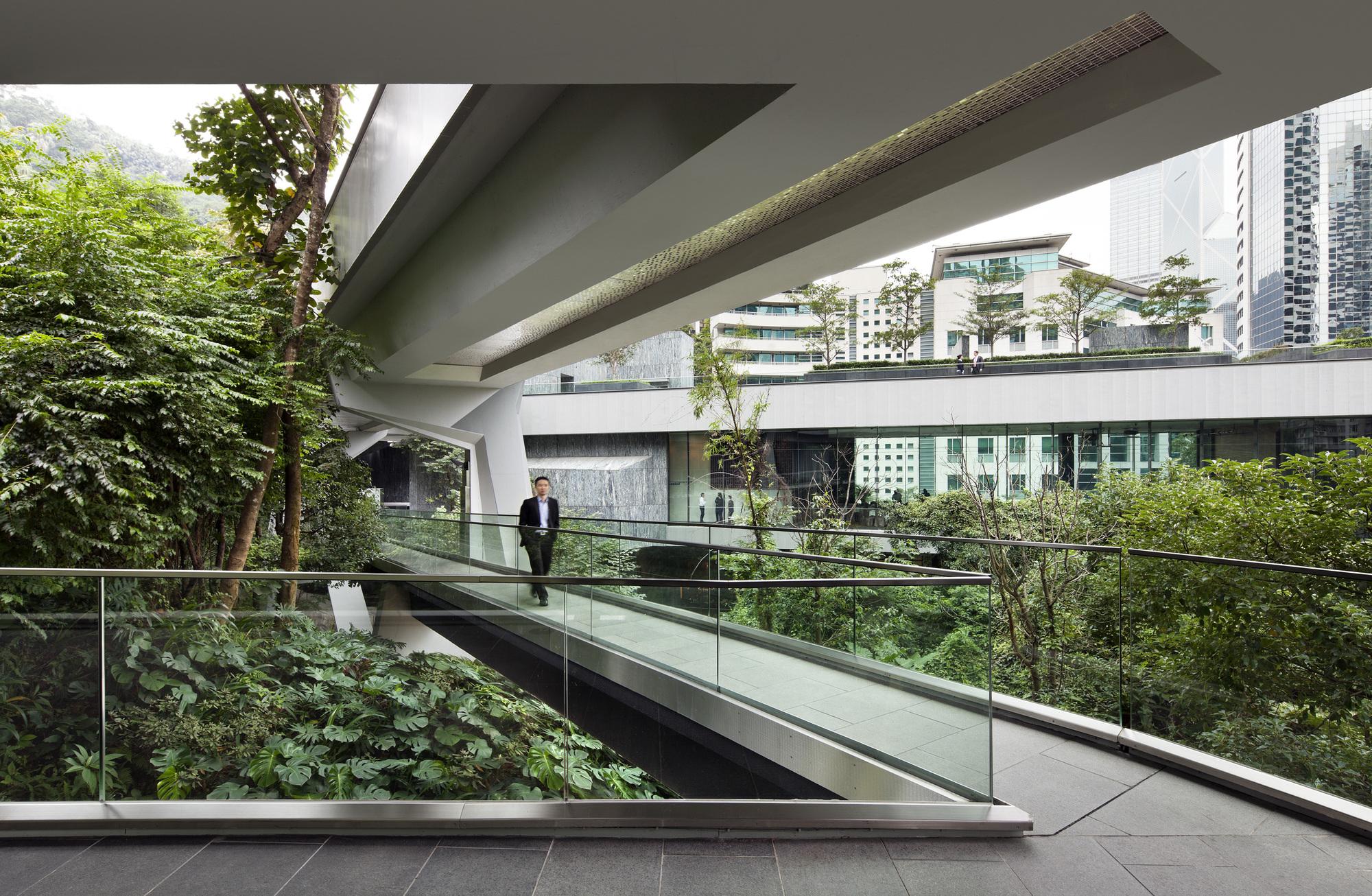 Asia Society Hong Kong Center / Tod Williams Billie Tsien ...