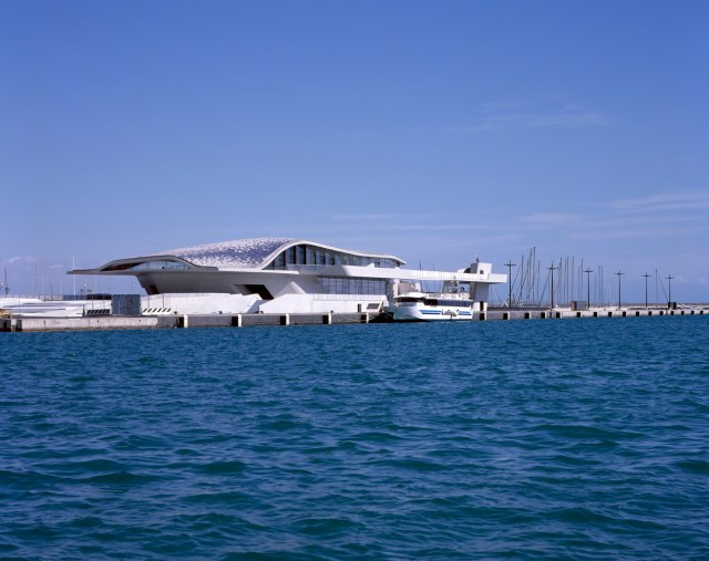 Salerno Maritime Terminal Italija