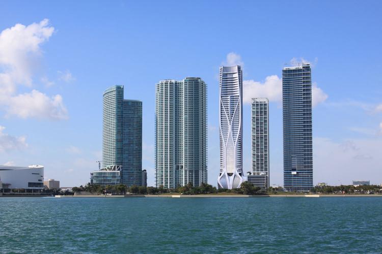 Zaha Hadid's Interiors for One Thousand Museum in Miami, Courtesy of Zaha Hadid Architects