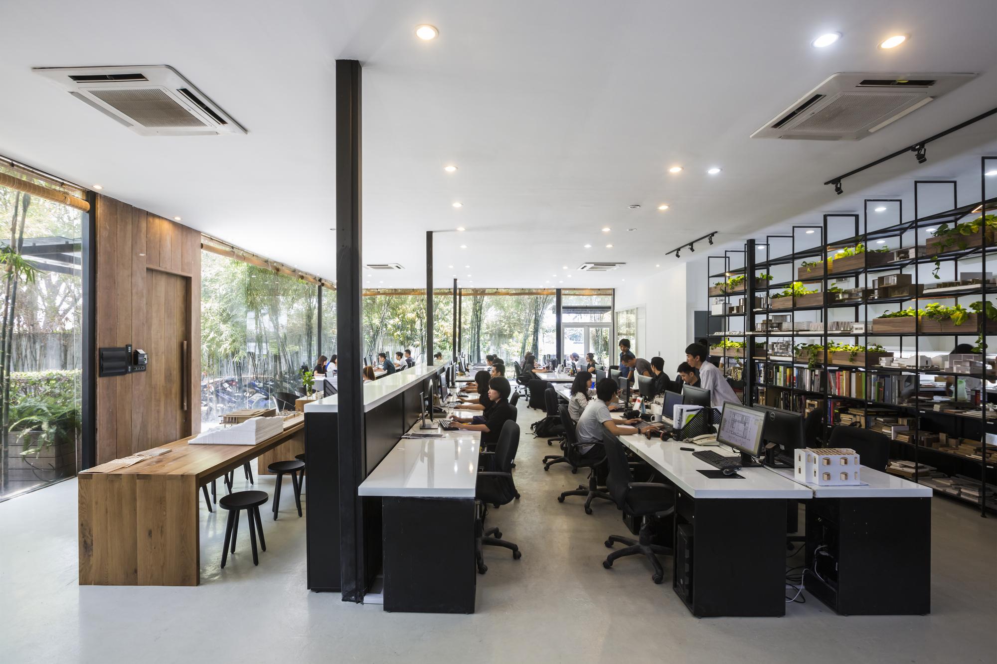 MIA Design Studio Offices MIA Design Studio ArchDaily