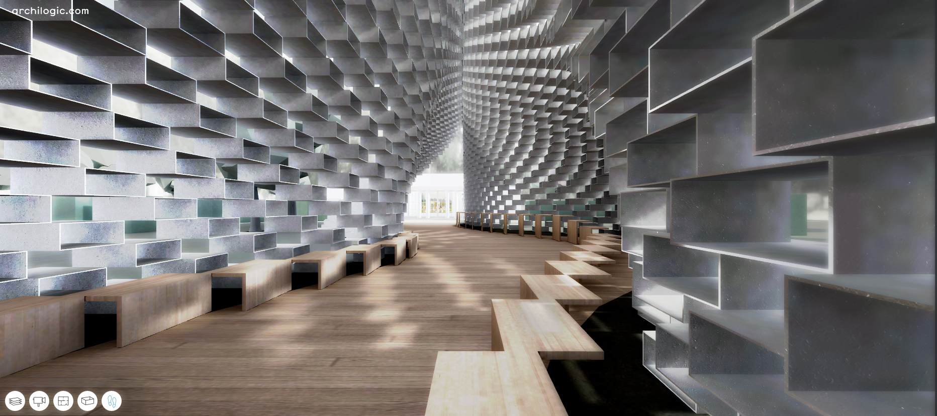 Gallery Of Play With A Parametric Version Of Big S