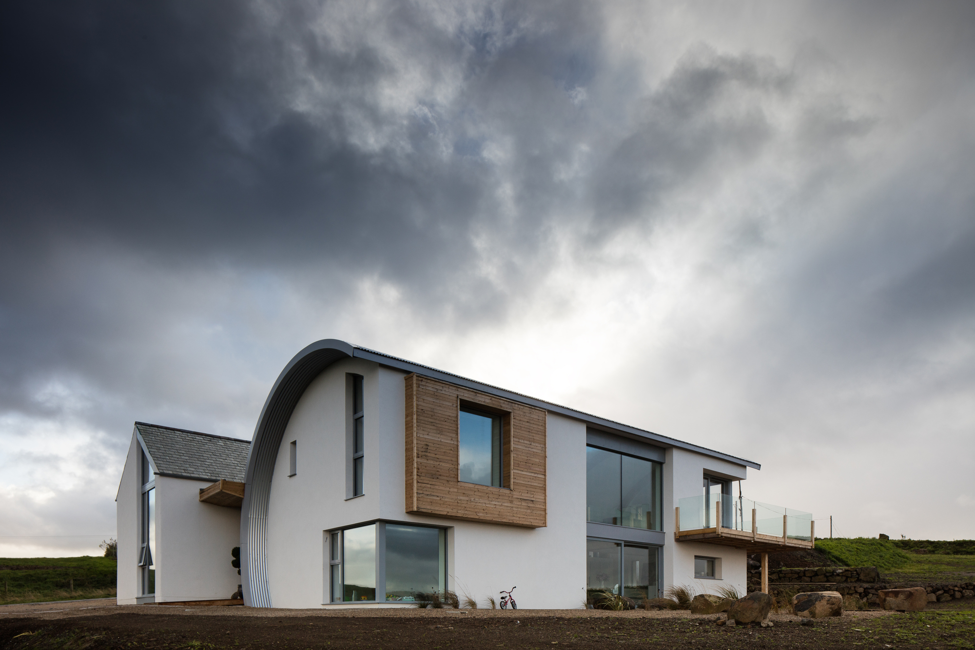 Ballymagarry Road House 2020 Architects Archdaily