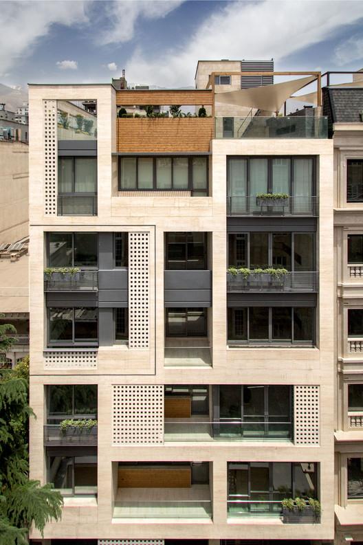 Khazar residential building s a l design studio sig nordal jr