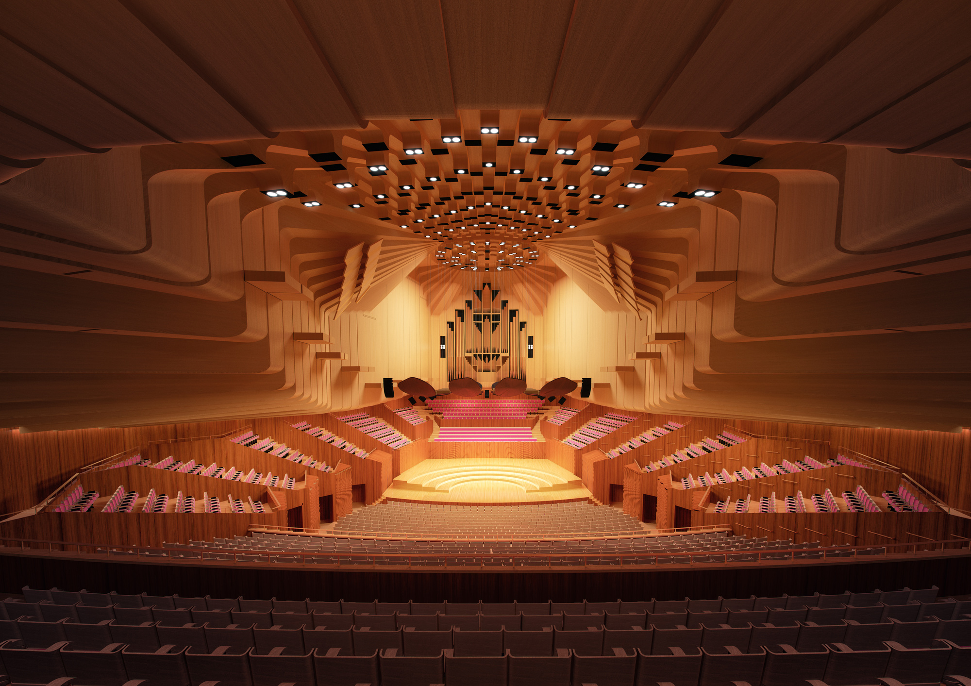 Sydney Opera House to Undergo $202 Million Renovation ...