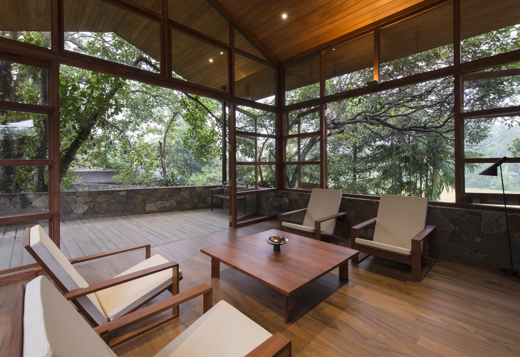 Family Retreat For Devasiris Palinda Kannangara Architects ArchDaily
