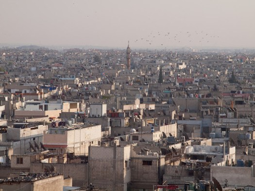 View of Homs in 2010. Image © <a href='https://www.flickr.com/photos/zz77/5246616267'>Flickr user zz77</a> licensed under <a href='https://creativecommons.org/licenses/by-nc-nd/2.0/'>CC BY-NC-ND 2.0</a>