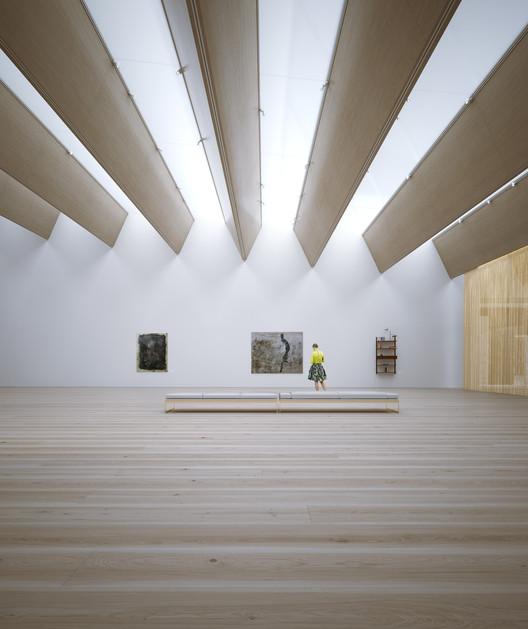 © Moreau Kusunoki Architectes / Guggenheim