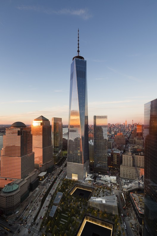 One World Trade Center / SOM | ArchDaily