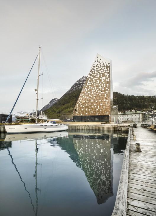 Courtesy of Reiulf Ramstad Architects