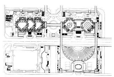 Plan of the Complex (Public Domain)