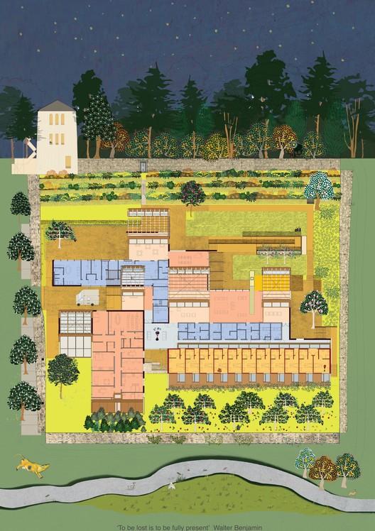 Alzheimers Respite Centre / Niall McLaughlin Architects. Image © Niall McLaughlin Architects