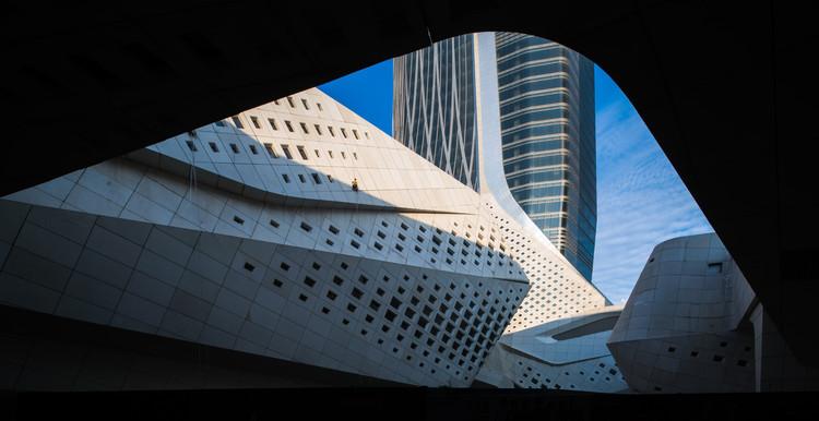 Sneak Peek: Zaha Hadid Architects' Nanjing International Youth Culture Center, © Khoo Guo Jie
