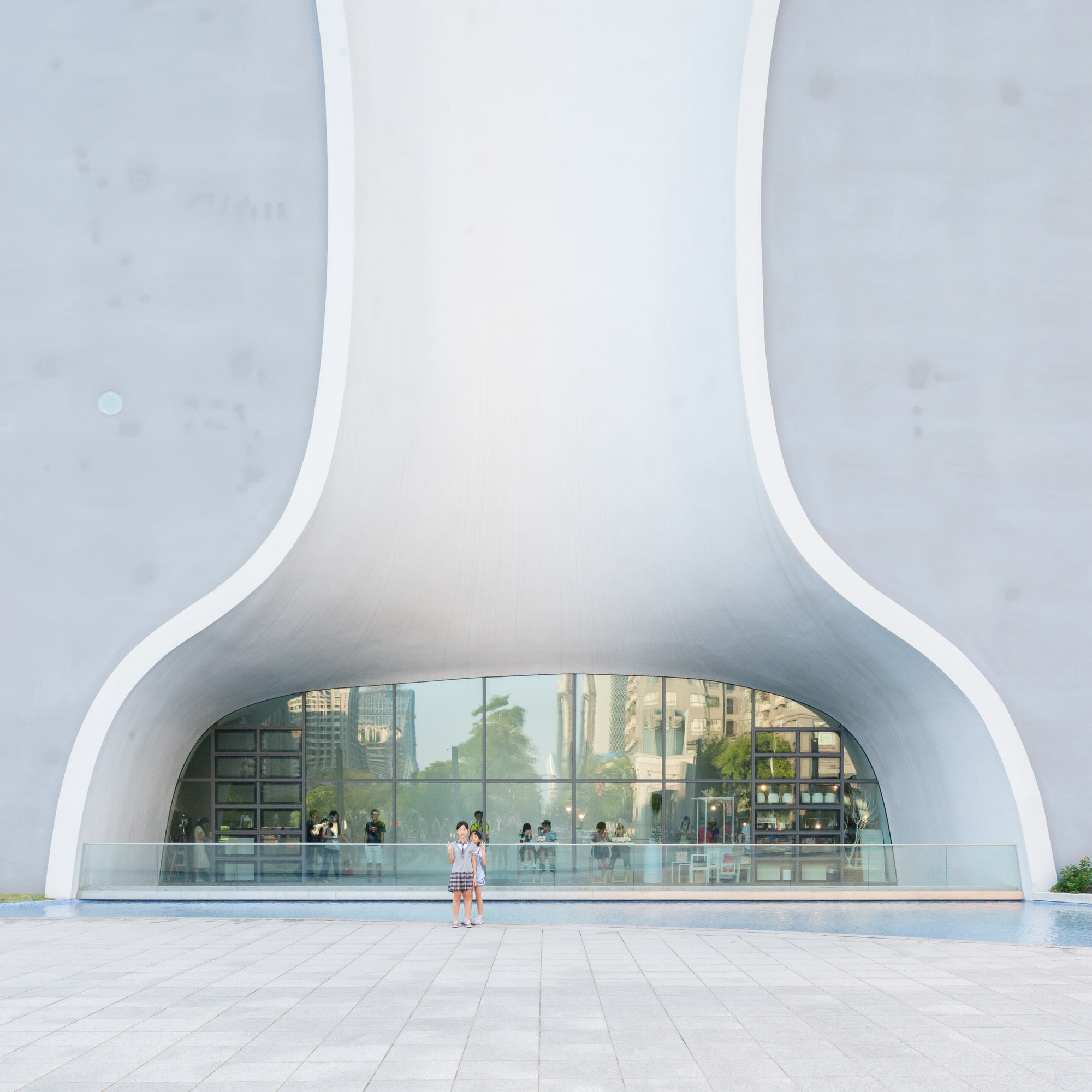 Gallery of Toyo Ito's Taichung Metropolitan Opera House ...