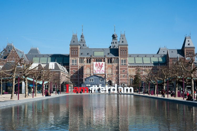 Digital Museum of the Year: Rijksmuseum, Amsterdam. Image © Myra May