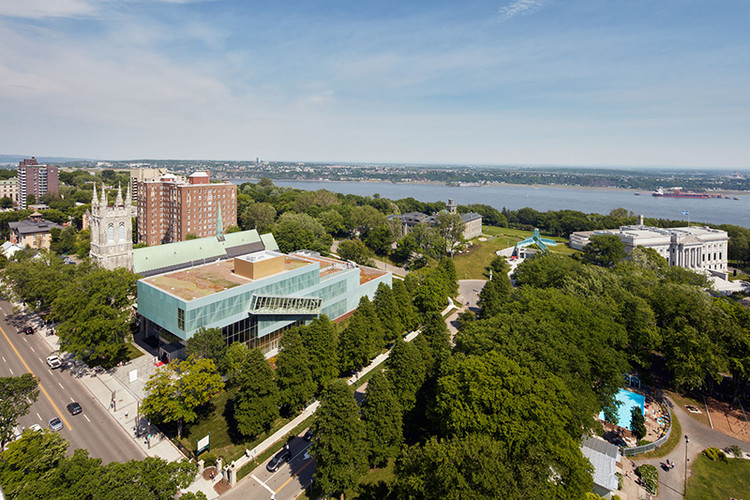 Cultural City of the Year: Québec City. Image © Bruce Damonte