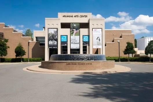 Courtesy of Arkansas Arts Center
