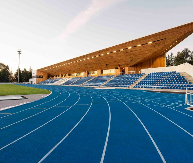 Parnu Stadium Kamp Arhitektid