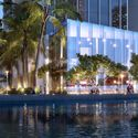 View from Waterfront. Image Courtesy of KAR Properties
