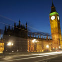 The British Houses of Parliament. Image © Flickr user megantrace. Licensed under CC BY-NC 2.0