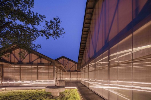 Winner in the Industrial Architecture Category. Tangshan Organic Farm / ARCHSTUDIO. Image © JIN Wei-Qi