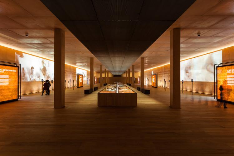 Rivesaltes Memorial Museum; Rivesaltes, France / Rudy Ricciotti. Image © Kevin Dolmaire