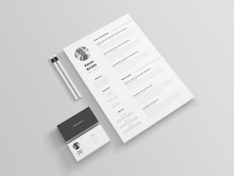 Gallery of Free Resume Templates for Architects   9 Zoom image   View original size