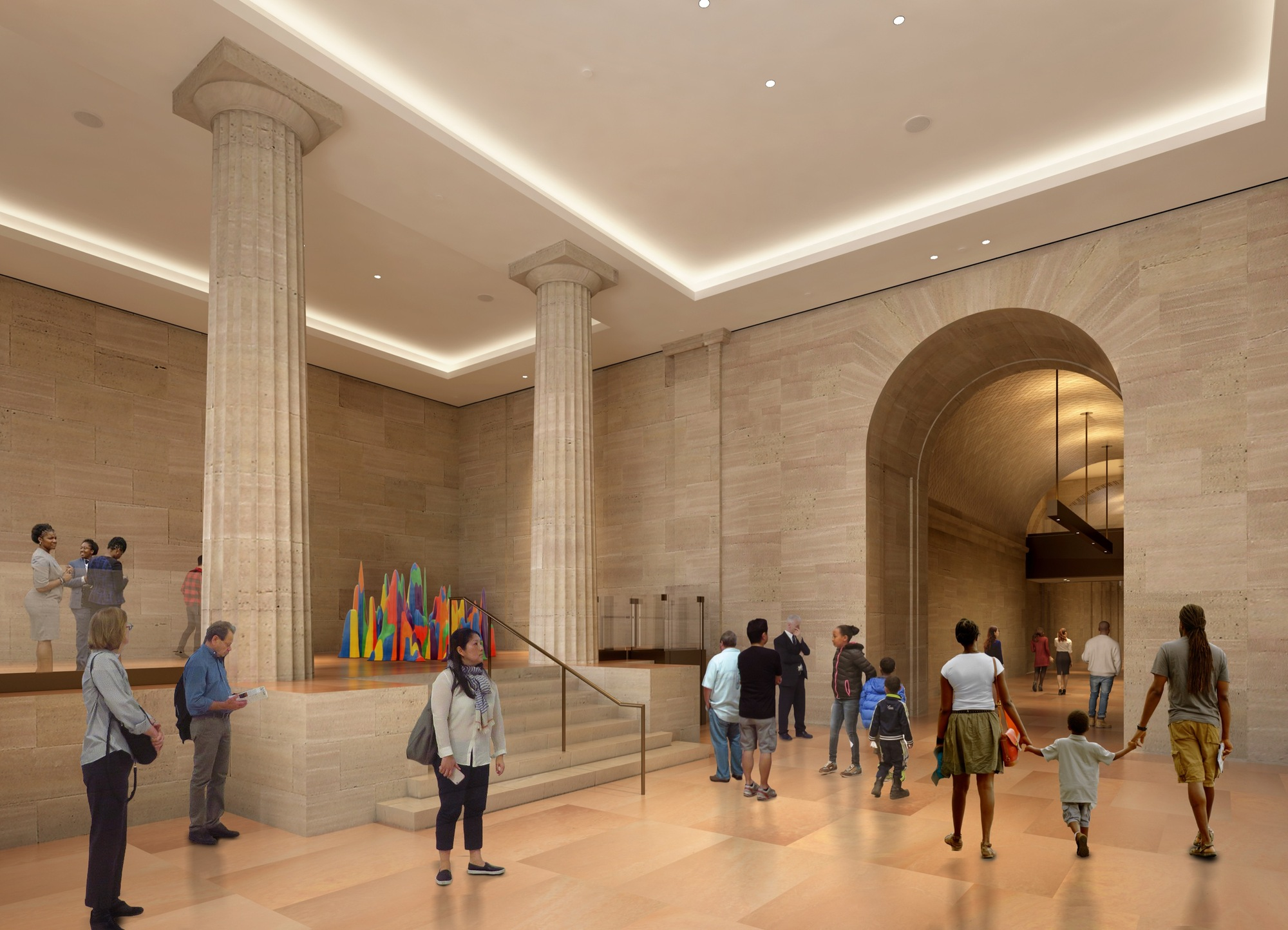 Gallery Of Philadelphia Museum Of Art Breaks Ground On
