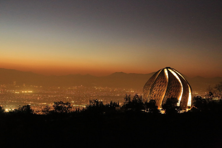 Bahá'í Temple of South America Wins 2017 Innovation in Architecture Award, © Vanessa Guillen
