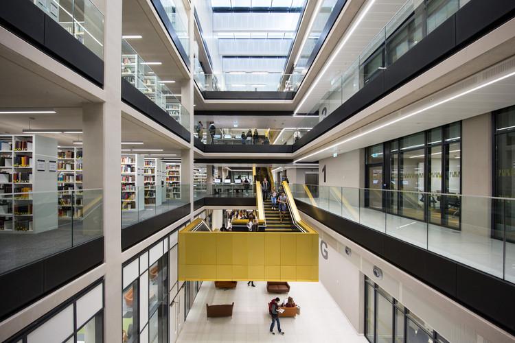 University of Birmingham best libraries in the world