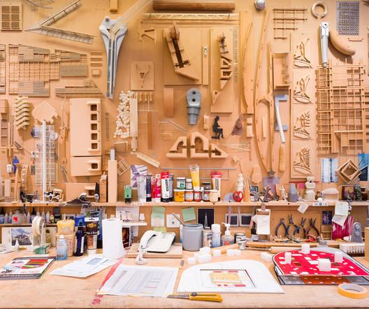 Renzo Piano Building Workshop (RPBW). Image © Marc Goodwin