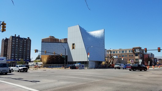 Institute for Contemporary Art – Virginia Commonwealth University. Image © Steven Holl Architects