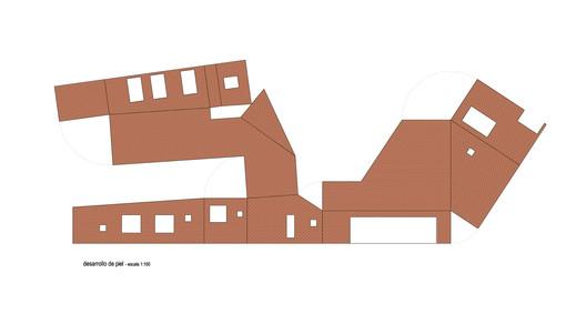 Casa YAS. Image via Estudio Arzubialde