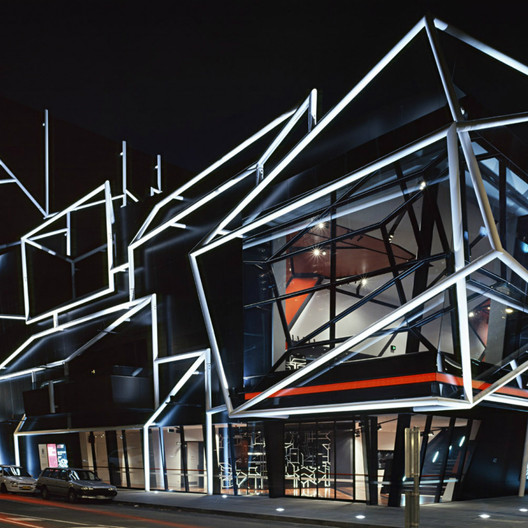 Melbourne Recital Centre and Theatre / ARM; Shortlisted - Culture, 2009. Image Courtesy of World Architecture Festival