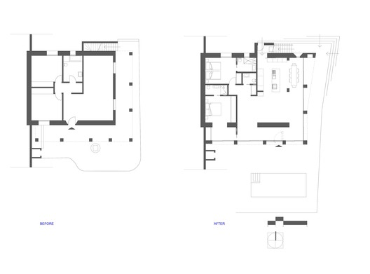 Plan (Before and After)