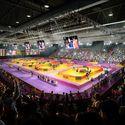 Downtown Sports Park - LA Convention Center - Table Tennis. Image Courtesy of LA 2024
